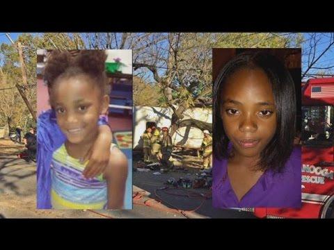 Family members identify children killed in school bus crash