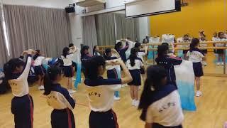 waichow的六年級畢業禮表演--表演組綵排3相片