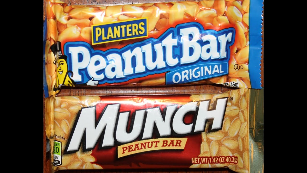 how to make peanut candy bars