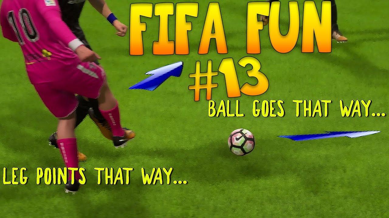 Fifa 18 Funny Fails #13 - Foot Problem!