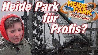 """Vlog #160 """"Heide Park"""" 2019 für Profis?"""