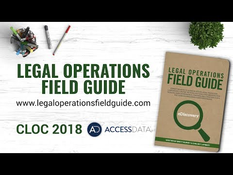 AccessData Interview at CLOC 2018 - Melissa Singleton & Lucas Florquist