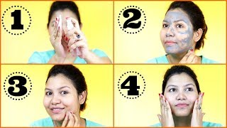 How to remove blackheads ,oiliness ,and pollution, from skin..