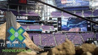 Colby Raha wins Moto X QuarterPipe High Air gold | X Games Minneapolis 2017