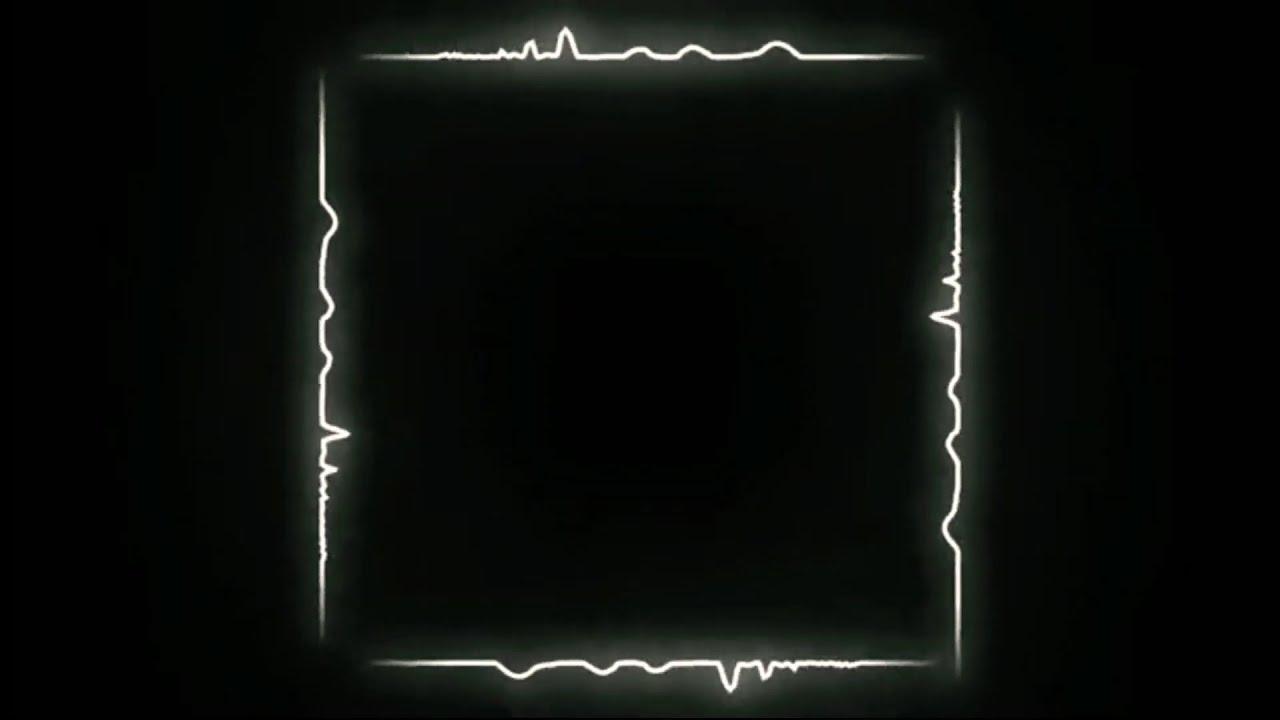 أجمل تاثيرات إطارات موجات متحركه للمونتاج والتصاميم شاشه سوداء للتصميم2020 كرومات جديده للتصميم Youtube