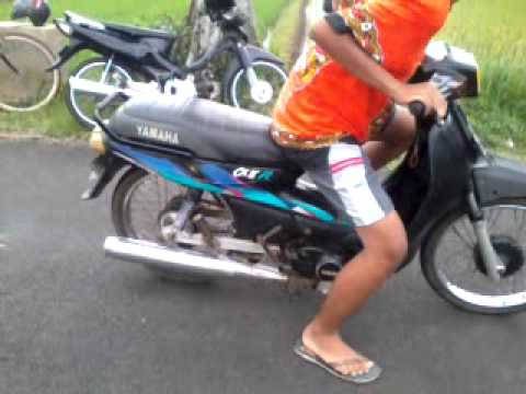 Drag bike lucu (PURWOREJO)