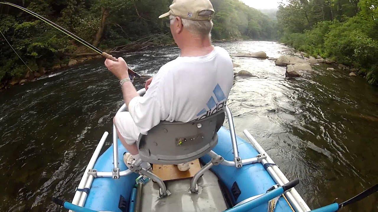 North branch potomac fly fishing with savage river angler for Potomac river fishing report
