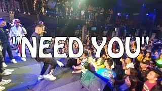Download Ex Battalion - NEED YOU Live at PRISM Super Club