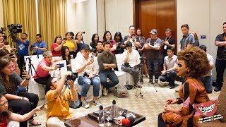 Bianca Del Rio 2019  - Manila Press Conference