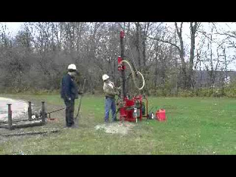 Mobile Drill V-2200 Seismic Drill - PART 2