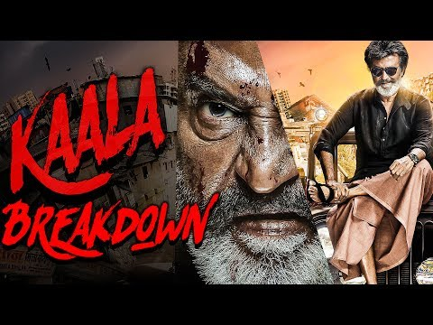 KAALA Official First Look Breakdown | Is RAJINI God Of Time? | Rajinikanth | Pa Ranjith | Dhanush