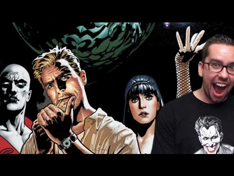 Doug Liman Discusses Justice League Dark Character Story and Tone