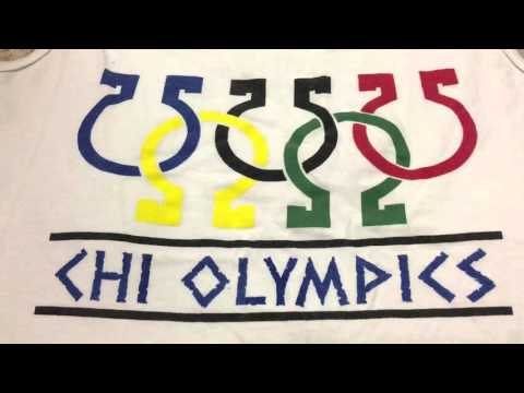 Chi Olympics Radio PSA