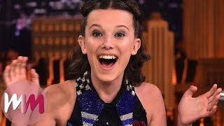 Top 10 Awesome Millie Bobby Brown Moments