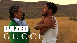 Kelvin Harrison Jr. Presents 'Unity Call' – Absolute Beginners – Dazed and Gucci