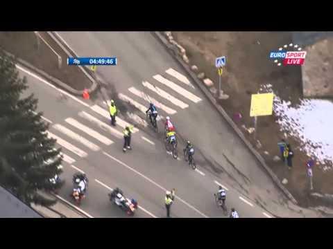 La Volta Ciclista a Catalunya 2014 - Stage 3 - finish