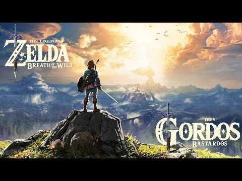 Reseña The Legend of Zelda: Breath of the Wild   3 Gordos Bastardos