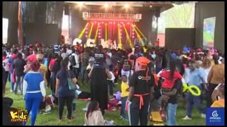 Kids Festival 2018 Live perfomance by JUALA SUPERBOY