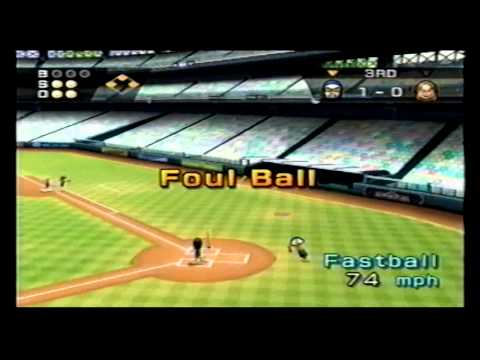 Wii Sports Baseball Grand Slam Home Run