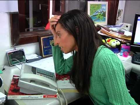 News 2 tries to reach senators on the territory's financial crisis