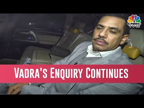 Reporter's Diary | Robert Vadra Appears In ED Office Again For Second Time In Money Laundering Case