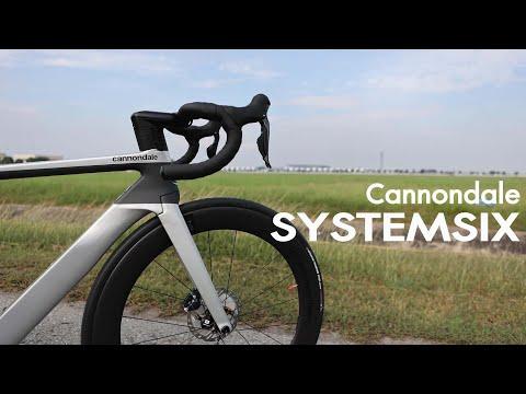 เสือหมอบที่เกิดมาเพื่อเร็วที่สุดเท่านั้น Cannondale SystemSIX
