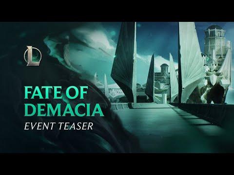 Fate of Demacia   Official Teaser - League of Legends