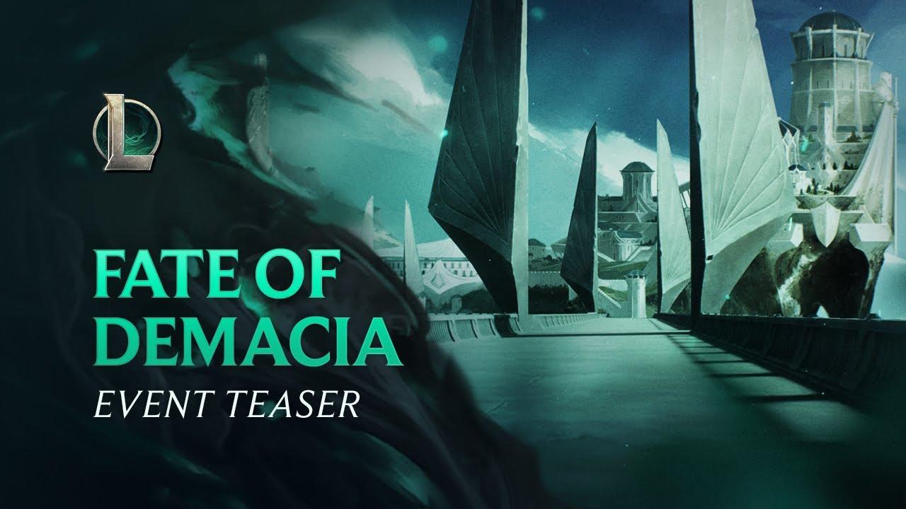 Fate of Demacia | Official Teaser - League of Legends