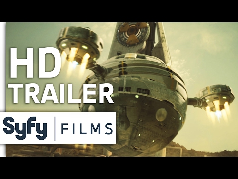 Atomica - Official Trailer Dominic Monaghan, Sarah Habel, Tom Sizemore