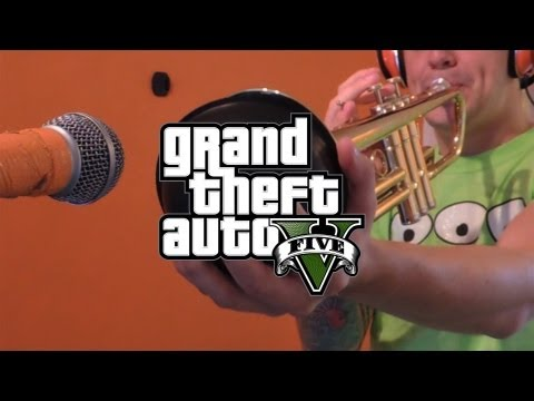 GTA V Theme - Welcome To Los Santos Cover