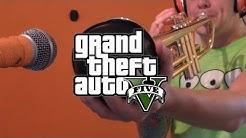 GTA V Theme - Welcome To Los Santos Cover