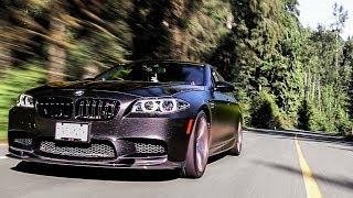 650HP BMW F10 M5 4.4L Twin Turbo V8 | Can it support the massive 4,300 lbs?