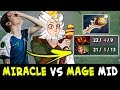 Miracle- vs MagE- on mid — RAPIER Comeback