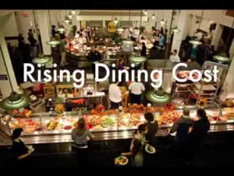 Rising Dining Costs