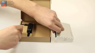Видеообзор маршрутизатора MikroTik RB951-2n