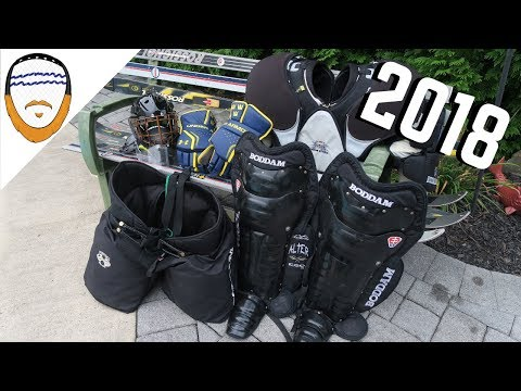 Box Lacrosse Goalie Gear Bag