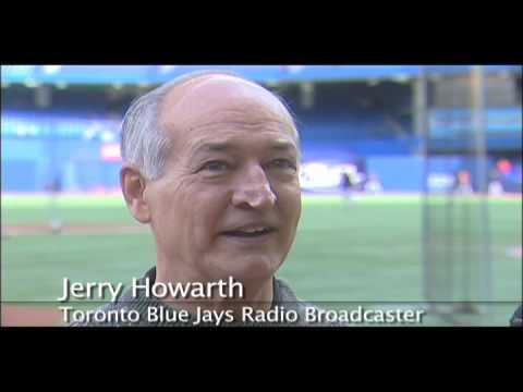 Jerry Howarth shares his faith in God