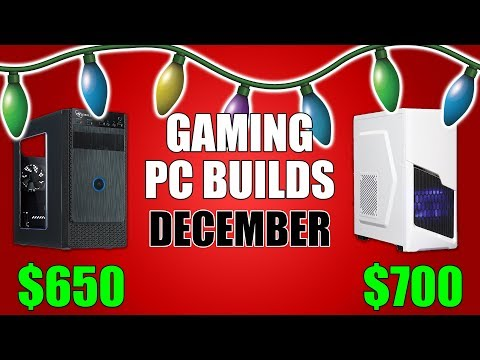Best Budget Gaming PC Builds - Holiday Buyer's Guide