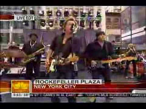 Bruce Springsteen - Radio Nowhere (Live) [HQ TV version]