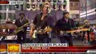 Bruce Springsteen - Radio Nowhere (Live) [HQ TV version]