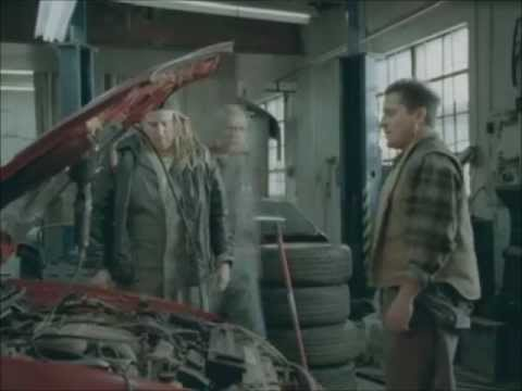 Snickers Superbowl 2007 Commercial Combo w/Mazda Mx-3
