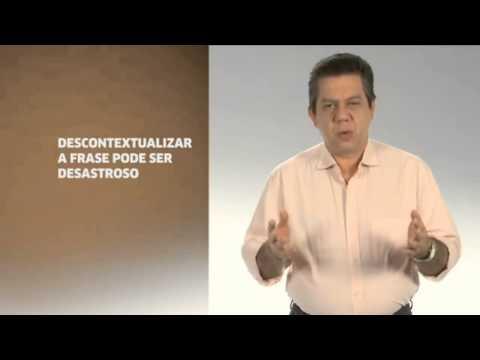 TEXTO E CONTEXTO - Prof. Pasquale explica!