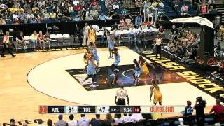 Game Recap: Atlanta Dream vs Tulsa Shock