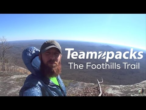 The Foothills Trail - ZPacks