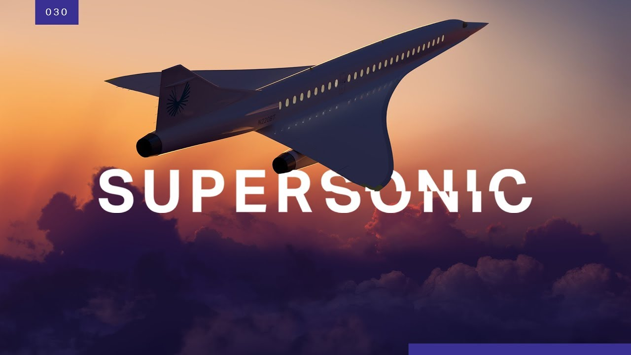 supersonic air travel is finally coming back youtube