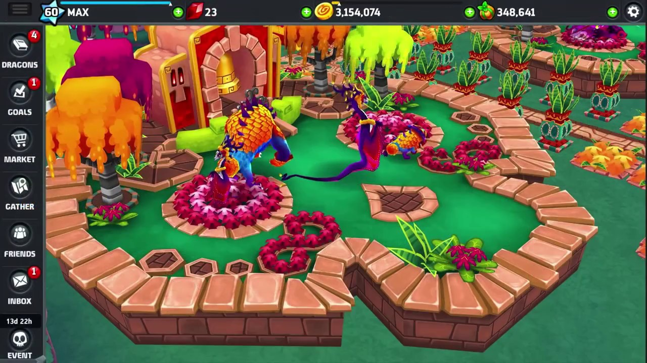 Day of the Dragons (Ended Event) – Backflip Studios