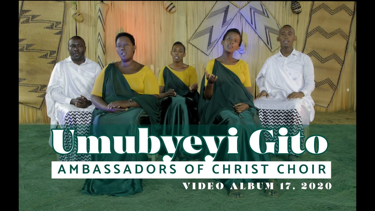 Umubyeyi Gito NEW VIDEO AMBASSADORS OF CHRIST CHOIR 2020, Copyright Reserved