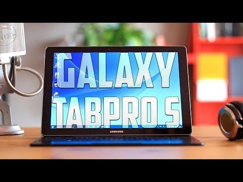 Samsung Galaxy TabPro S, Review en español