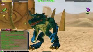 Freaky Creatures online multiplayer PC gaming collectible action figures