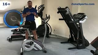 видео Купить велоэргометр Carbon Fitness U704